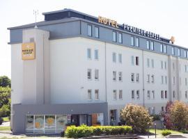 プルミエール クラッセ ロワシー アエロポール シャルル ド ゴール、ロワシー・アン・フランスのホテル