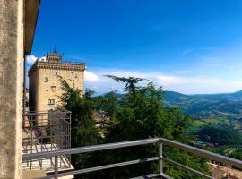 Hotel Bellavista, hotel in San Marino