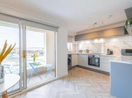 Hame by the Sea, apartment in Largs