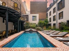 Jardin Secret, hotel in Brussels