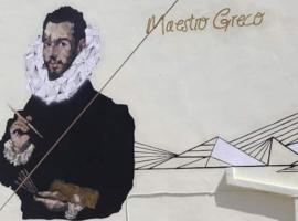 MaestroCreco, appartamento a Heraklion