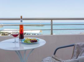 Sole Mare Seaside Apartments, hotel near Natural History Museum of Crete, Gouves