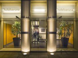 Hotel Verona, hotel Veronában