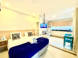 Injoy Suítes & Aparts, serviced apartment in Rio de Janeiro