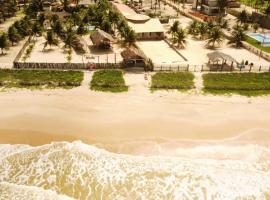 POUSADA PONTA DA ASA, hotel with pools in Coruripe
