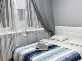 Belorusskaya Inn, бюджетный отель в Москве