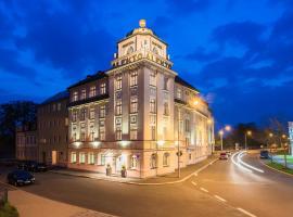 Hotel Alekto, Hotel in Freiberg