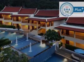 Baan Yuree Resort & Spa - SHA Plus, hotel in Patong Beach