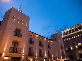 Hotel Palacio La Marquesa 4 Estrellas SUP, hotel en Teruel