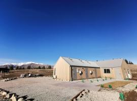 Skyrim Lodge, guest house in Lake Tekapo