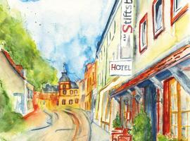 Hotel Am Stiftsberg, Hotel in Aschaffenburg