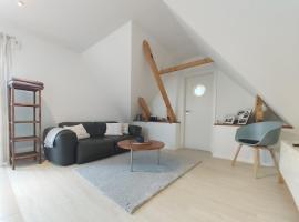 Backstage Apartment Kiel-Holtenau, Ferienwohnung in Kiel