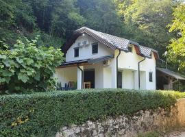 Villa DIAL Lohovo-dvoslap, holiday home in Bihać