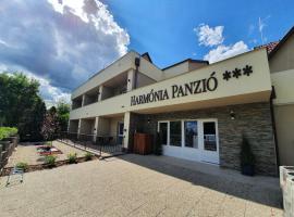 Harmónia Panzió, hotel a Bogácsi Termálfürdő környékén Bogácson