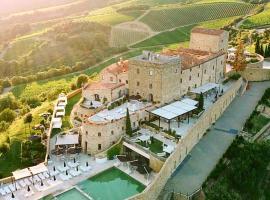 Castello di Velona - The Leading Hotels of the World, hotel in Montalcino