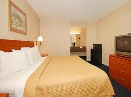 Greenville Inn & Suites, motel in Greenville