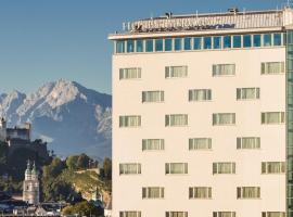 Austria Trend Hotel Europa Salzburg, hotel in Salzburg