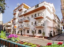 Hotel da Peppe, hotell i Letojanni