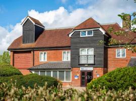 ibis budget Stansted Bishops Stortford, hotel near London Stansted Airport - STN, Bishops Stortford