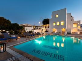 Kalisperis Hotel, hotel in Mesaria