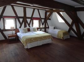 Altstadthotel Molitor, hotel in Bamberg