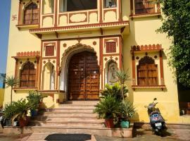 FabHotel Green Haveli, hotel in Pushkar