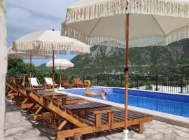 Apartments Kingfisher, hotel in Virpazar