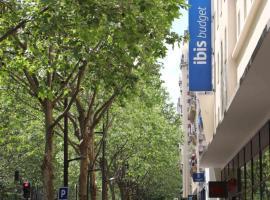 ibis Budget Paris La Villette 19ème, hotel in Paris