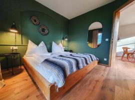 Gruberwirt Apart-Hotel, pet-friendly hotel in Innsbruck