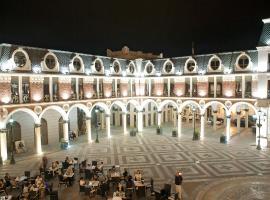 Piazza Four Colours, отель в Батуми