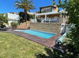 SAMPÀNIAS by K6 Conciergerie villas, hotel with jacuzzis in Cassis