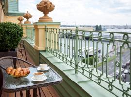 River Palace Hotel, hotel near Petrovsky Stadium, Saint Petersburg