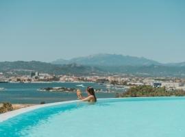 Hotel dP Olbia - Sardinia, отель в Ольбии