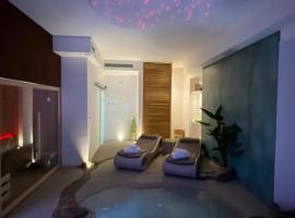 Blue Bay Suite & Spa, spa hotel in Agropoli