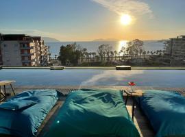 Ames Hotel & SPA, hotel in Vlorë