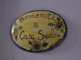 Casa Sgarbini, apartment in Agropoli