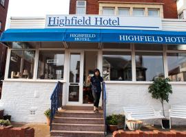 The Highfield Private Hotel, hotel near Gynn Square, Blackpool