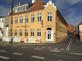 Hotel Færgegaarden Faaborg, hotel i Faaborg