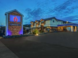 Motel 6-Ukiah, CA - North, room in Ukiah