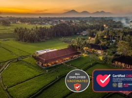 Tanah Gajah, a Resort by Hadiprana, hotel in Ubud