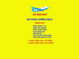 My Villa Hotel - Airport, hotel in Tan Binh, Ho Chi Minh City