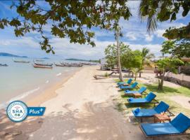 Blue Beach Grand Resort And Spa SHA Plus, hotel near Home Pro Village - Phuket, Rawai Beach