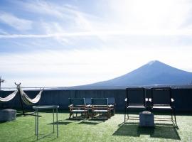 Fuji Guest House Ao, hotel near Fuji-Q Highland, Fujikawaguchiko