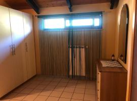 Mansarda arredata x2, apartment in Pisciotta