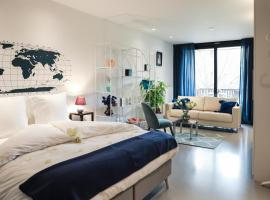 Aux Anges, apartment in Antwerp