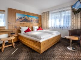 Alpenhotel Denninglehen, hotel v destinaci Berchtesgaden