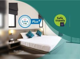 Pensiri House - SHA Plus, hotel near Phuket International Airport - HKT,