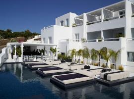 Nimbus Mykonos, hotel near Livada Beach, Agios Stefanos