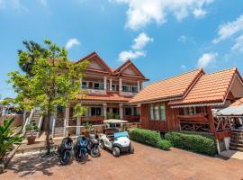 Baan Virog Koh Larn, hotel in Ko Larn