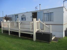 Summer Breeze Caravan, holiday park in Bacton